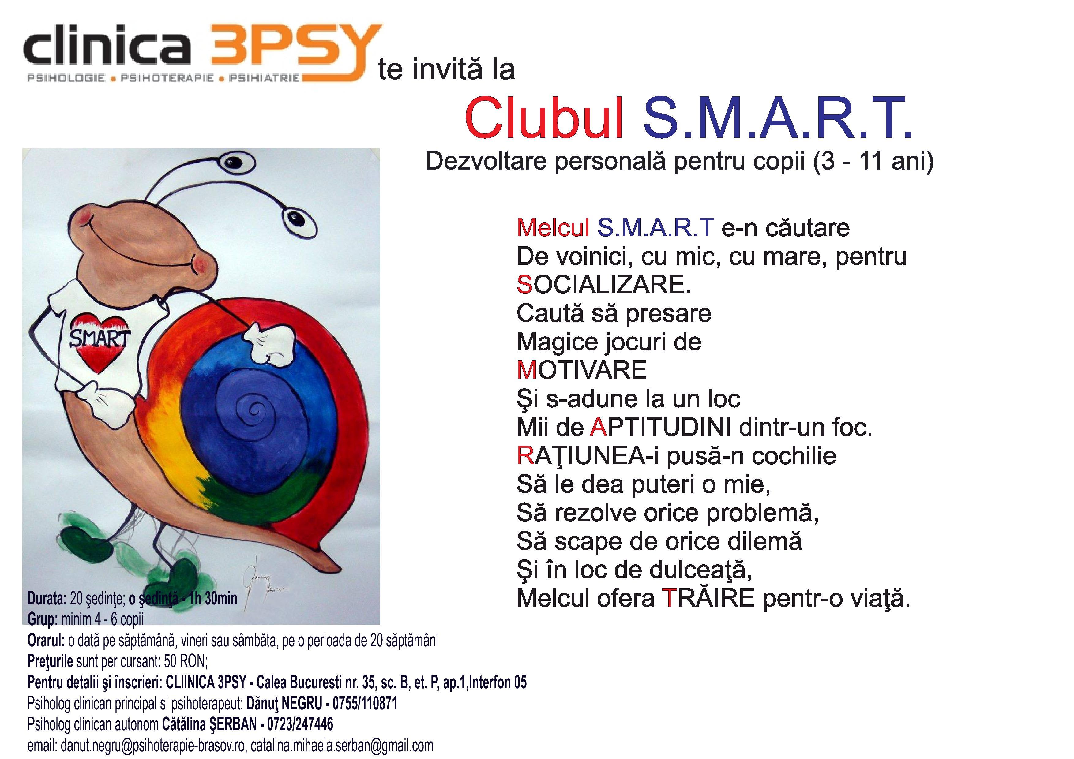 Clubul S.M.A.R.T